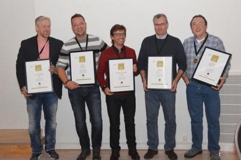 Filtration Pioneer Award 2015