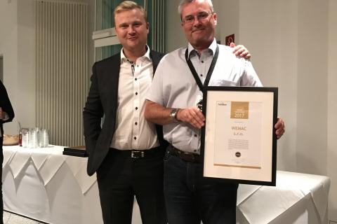 Brand Ambassador Award 2017