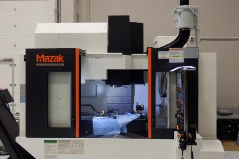 FX-4002, konzola, stroj MAZAK Smart 530