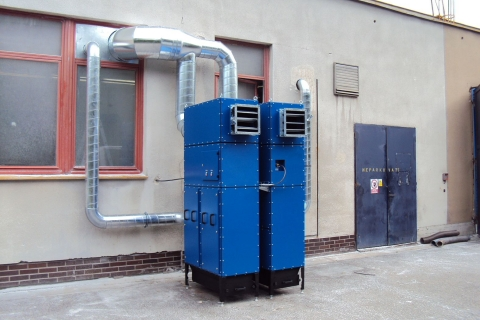 Filtrační jednotka OSKAR, FPM-2