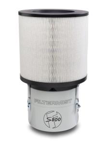 Filtermist - mikrovláknový filtr