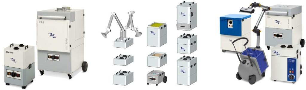 Modulární jednotky ULT