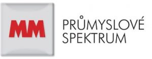 Logo MM Průmyslové spektrum