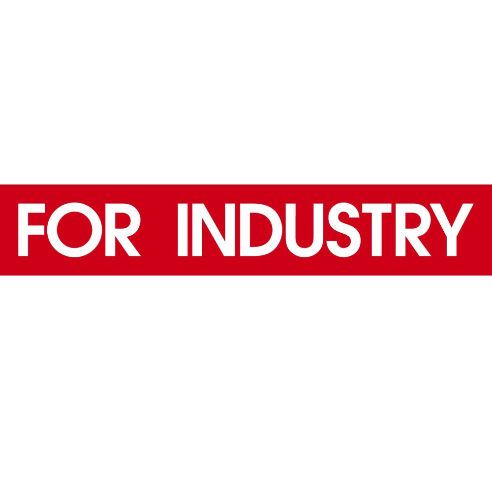 FOR INDUSTRY